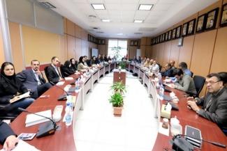 گزارش تصویری / سومین جلسه هماندیشی همایش شهرسازی ریل پایه ۲
