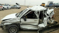 ۵۰۰ نفر بر اثر حوادث جادهای در اصفهان جان باختند