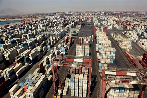 افزایش ۱۲درصدی کانتینرهای صادراتی