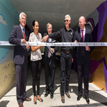 NZTA opens Cobham Drive underpass in Hamilton