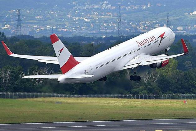 آغاز دوباره پرواز وین _ تهران با هواپیمایی اتریش