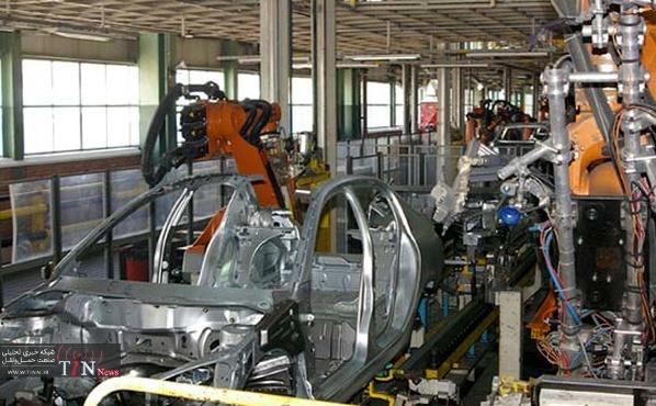 صنعت خودرو ایران در بزرگراه بینالمللی