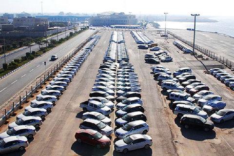 ۶ هزار دستگاه خودرو در گمرکات کشور باقی مانده است