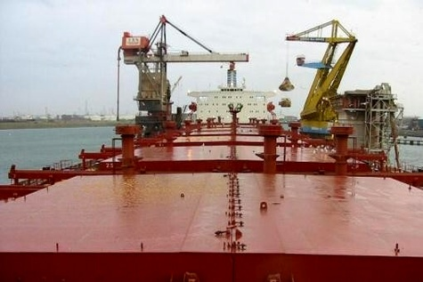American Club advises on precautions during loading of coal cargoes