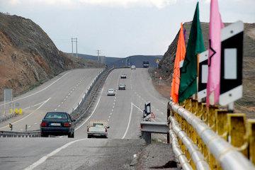 افزایش 15 درصدی تردد در جادههای زنجان