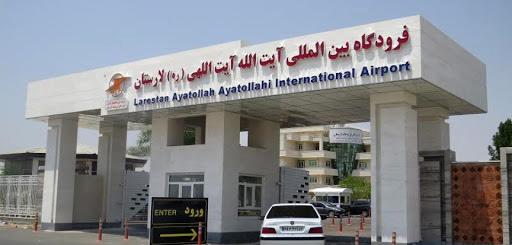 پروازهای فرودگاه بینالمللی لارستان افزایش یافت