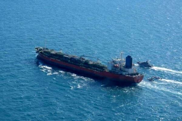 اندونزی، نفت کش ایرانی را رفع توقیف کرد