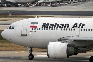 اولین پرواز از سلیمانیه عراق در کیش به زمین نشست