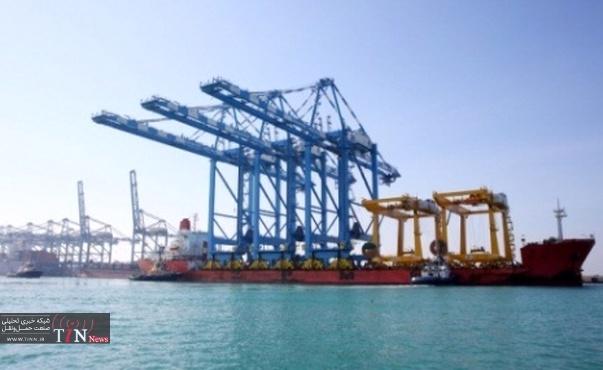 Abu Dhabi Terminals(ADT) Welcomes ۳ New STS Quay Cranes at Khalifa Port