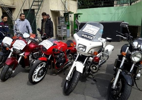 موتورسیکلتهای از رده خارج منبع آلودگی هوا هستند