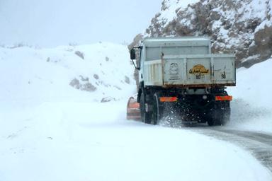 راهداری زمستانی با نرم افزارهای هواشناسی جادهای