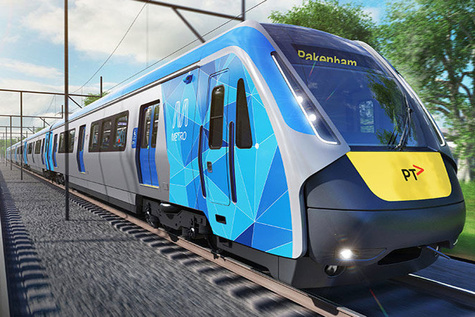 High Capacity Metro Trains Project, Victoria, Australia