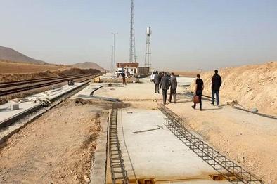 راهاندازی ایستگاه باری راهآهن «کوریجان» در ماه آینده