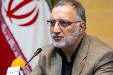 دیدار مدیران شهری و روسای پلیسهای تخصصی تهران