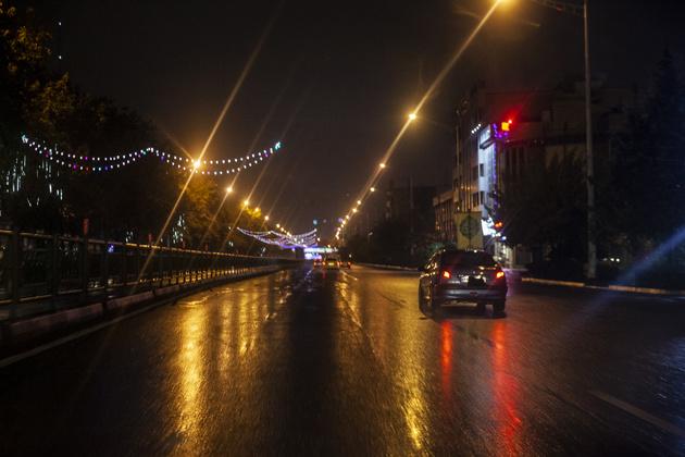 بیش از هزار تردد ممنوعه در ۳ محور شهر قزوین فقط در یک روز