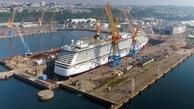 326-Meter Norwegian Breakaway Completes Dry Docking at Damen Shiprepair Brest