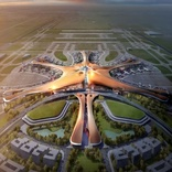 A sneak peek at Beijing's new airport