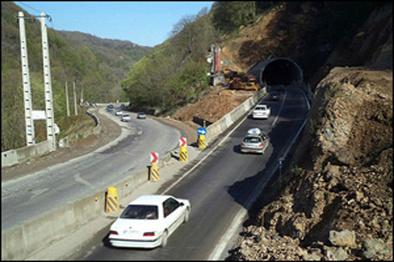 جادههای مازندران در سی امین روز تابستان بدون ترافیک