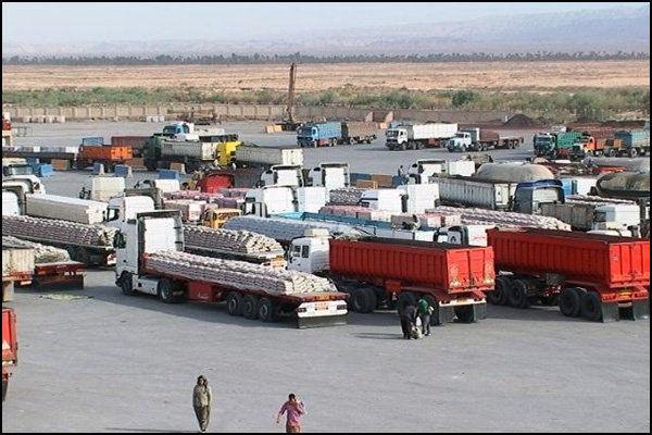 حمل بیش از ۲ میلیون تن کالا در سیستان و بلوچستان