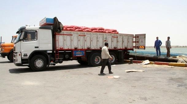  افزایش ۴۹۲ درصدی صادرات از بندر چوئبده