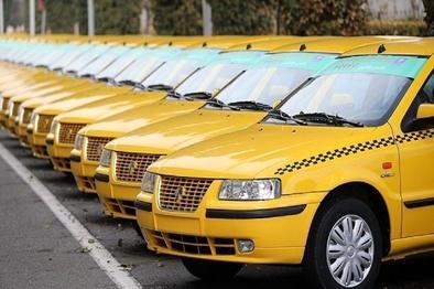 ورود ۳ هزار تاکسی گازسوز به ناوگان تاکسیرانی
