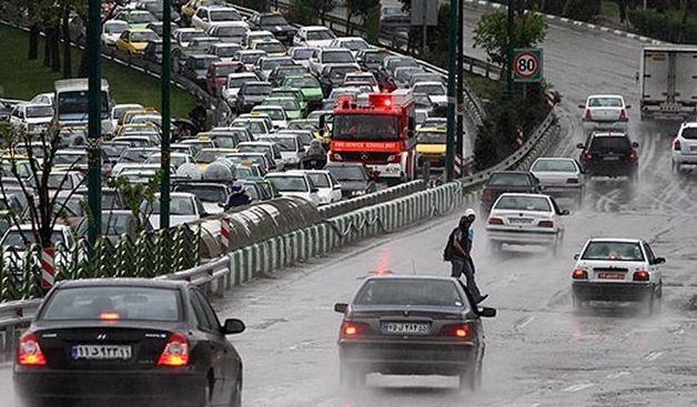 پیش بینی باران ۲ روزه در ۱۵ استان