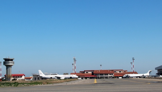 ابلاغ طرح جامع فرودگاه گرگان