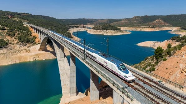 Four operators vie for Spanish high-speed paths