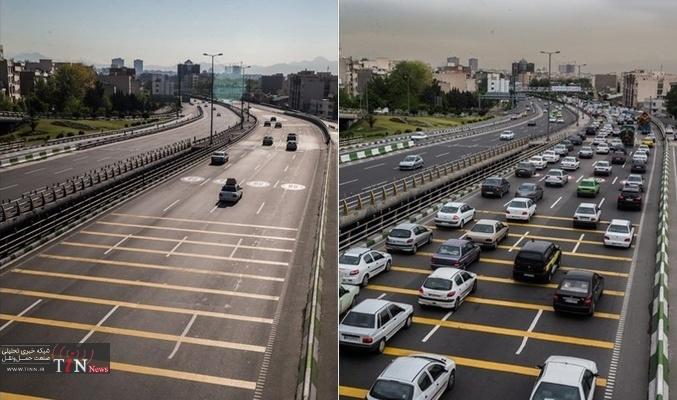 ترافیک و دیگر هیچ