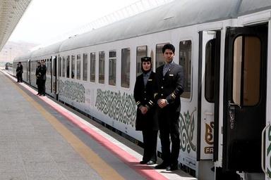 اتصال پنج استان دیگر به قطار 5 ستاره