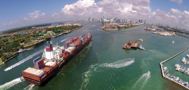 NOAA Helps Big Ships Navigate PortMiami More Safely