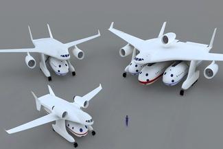 تصاویر/ آیا این هواپیما انقلابی در صنعت هوانوردی ایجاد میکند؟