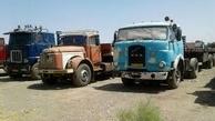 لغو الزام به ارائه گواهی اسقاط کامیون فرسوده در برابر واردات