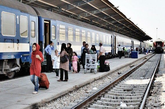 گشایش دوباره خطآهن مشهد-آزادوار