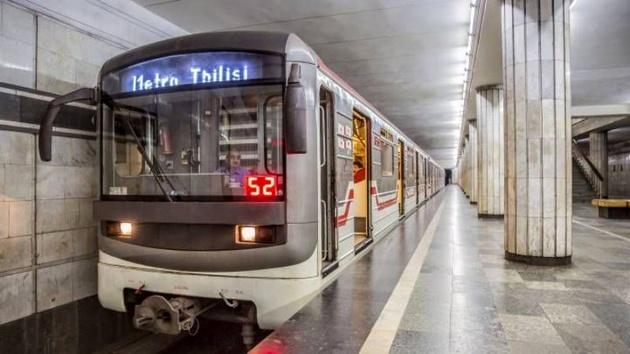 کارکنان متروی تفلیس اعتصاب کردند