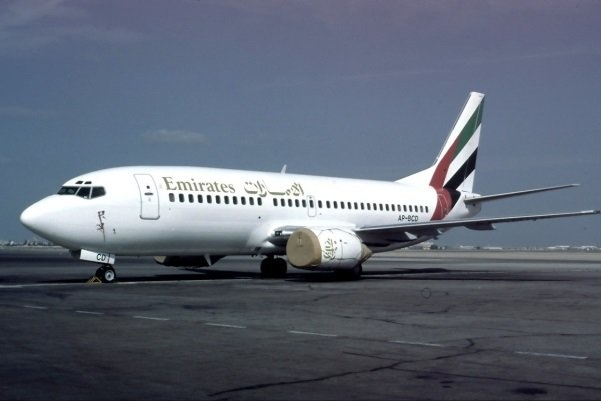 ممنوعیت سفر هواپیماهای امارات به چین