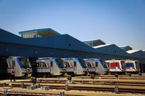 گزارش تصویری/ بهره برداری از ۶۶ واگن مترو