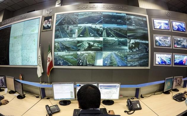 ترافیک نیمه سنگین در محور گلشهر-کرج
