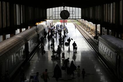 ایستگاه راهآهن تهران