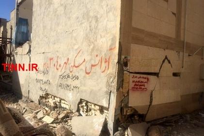 گزارش تصویری/ تصاویری تازه از مسکن مهر سرپلذهاب