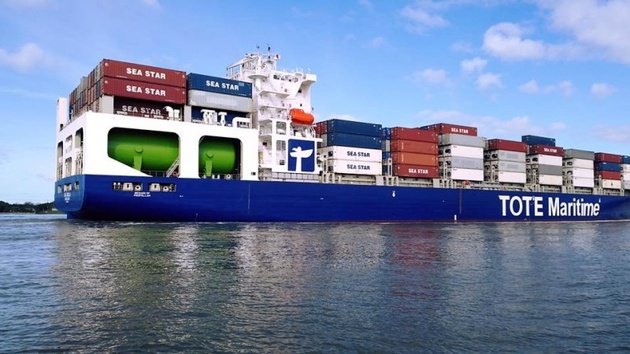Shipping Industry Increasingly Turning to LNG to Meet Clean Fuel Rules