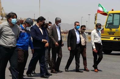 توجه به معیشت نیروهای جوان و بومی استان هرمزگان در دستور کار شرکت نظم آفرینان صنعت سهند