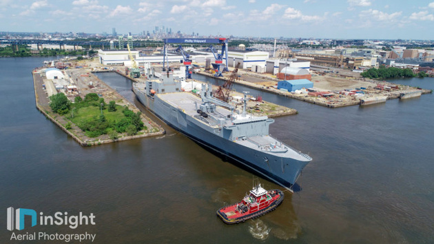 Philly Shipyard Begins Work on First Government Contract