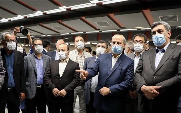 تکمیل خطوط مترو در اولویت شهرداری تهران