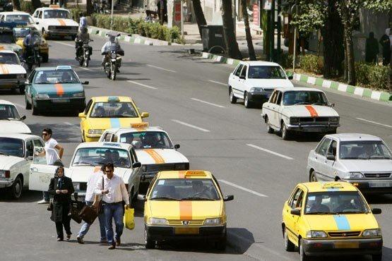 ۱۷۰۰ تاکسی در قم نیازمند نوسازی است