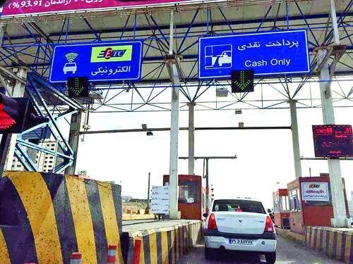 نرخ جدید عوارض آزادراه ها اعلام شد/ تهران-شمال ۳۰ هزار تومان+جدول